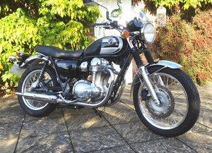 2013 Kawasaki W800 Classic Black Superb Condition