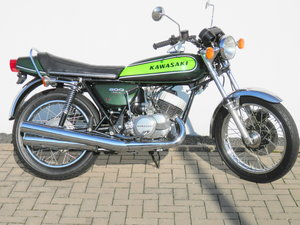 Picture of 1973 Kawasaki 500 H1 D Mach III Triple SOLD
