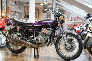 1975 Kawasaki H2 750 Mach IV Restored Concours Example For Sale