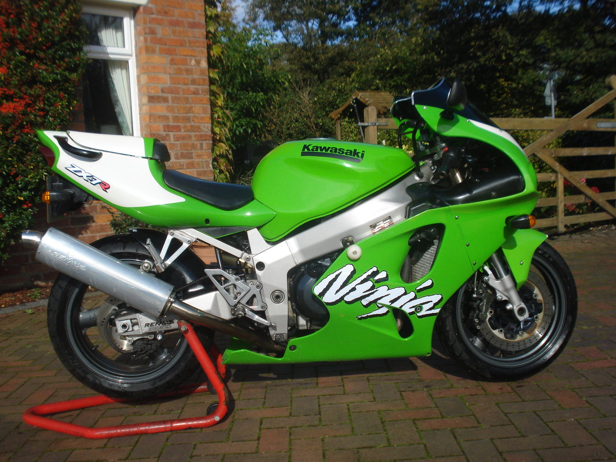 1999 kawasaki zxr 750 p3 SOLD (picture 1 of 4)