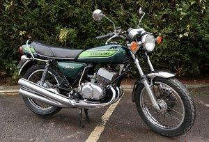 1975 Kawasaki S3 400cc Correct In Very Good Original Conditi For Sale