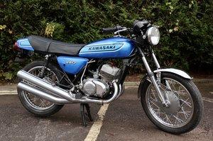 1975 Kawasaki S1C 250cc A Uk Example For Sale