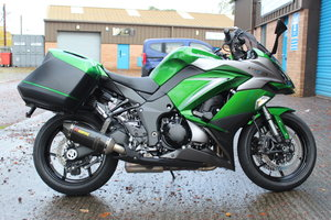 2019 19 Kawasaki Z1000 SX Performance Tourer For Sale