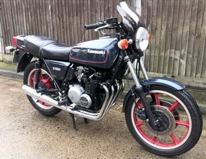 Kawasaki Z550 1980 15,100 Miles VGC MOT PX Swap For Sale