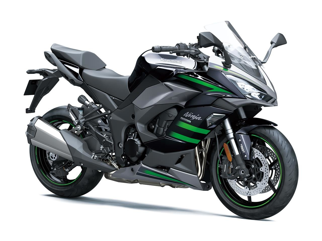 New 2020 Kawasaki Ninja 1000 SX SE **FREE DELIVERY** For Sale (picture 1 of 6)