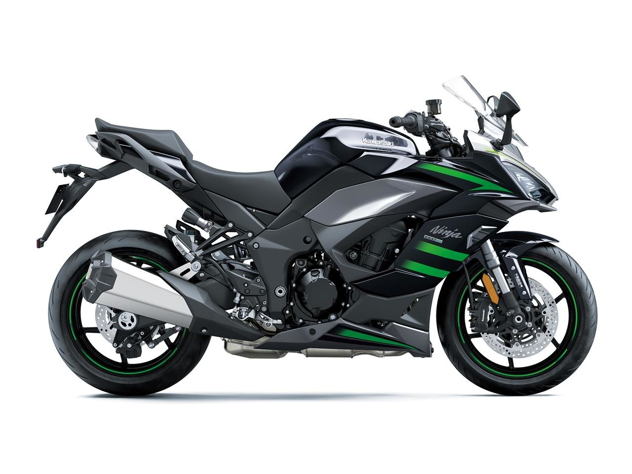 New 2020 Kawasaki Ninja 1000 SX SE **FREE DELIVERY** For Sale (picture 2 of 6)