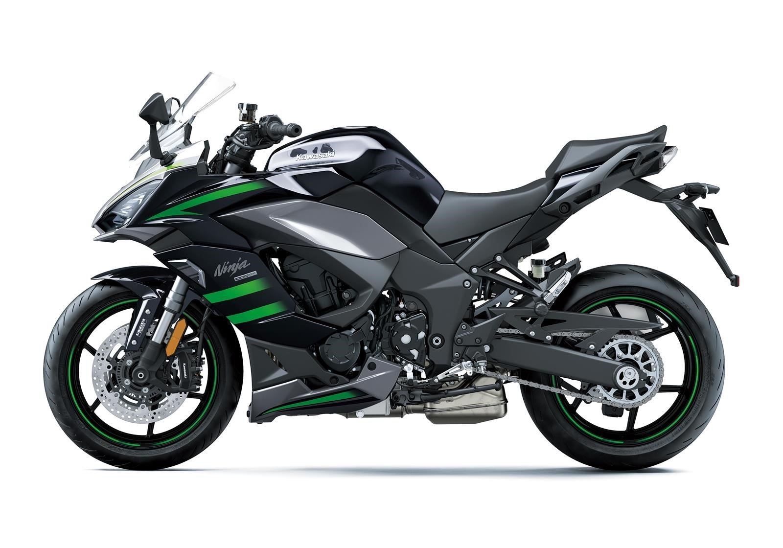 New 2020 Kawasaki Ninja 1000 SX SE **FREE DELIVERY** For Sale (picture 3 of 6)