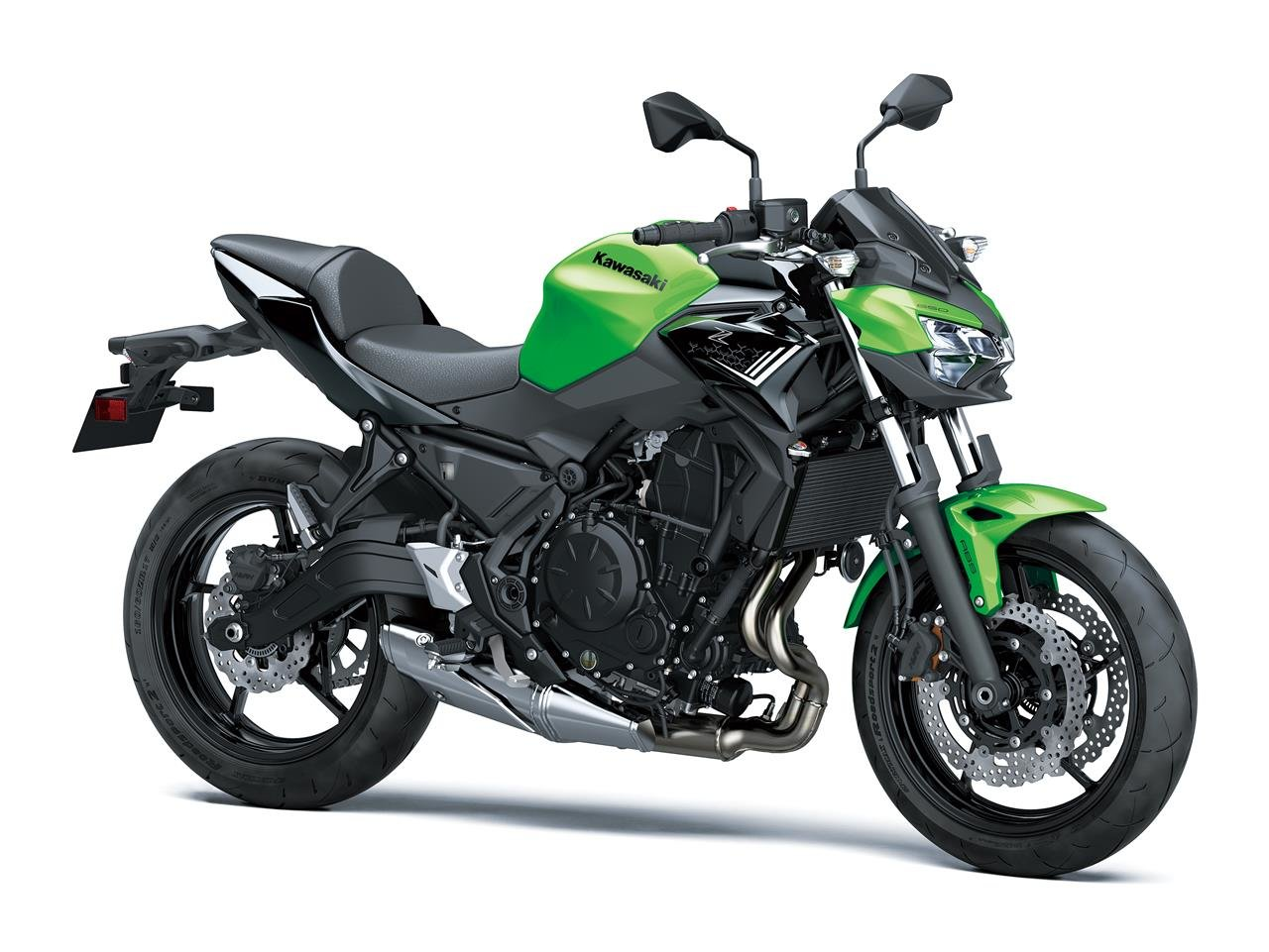 New 2020 Kawasaki Z650 ABS*3 Yrs 0% APR & FREE Delivery* For Sale (picture 1 of 6)