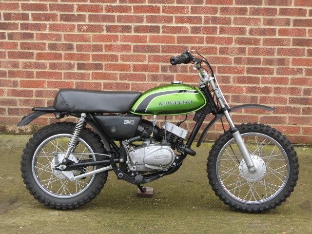 1974 Kawasaki MC1 M90 For Sale (picture 1 of 6)