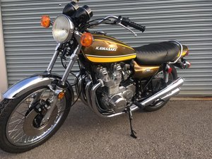 Picture of Kawasaki Z1 A 1974 Absolutely Flawless Original Restoration SOLD