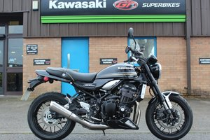 2018 18 Kawasaki Z900 RS ABS Naked Roadster For Sale