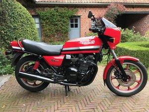 1983 Kawasaki GPZ 1100 B2