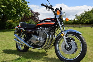 1973 Kawasaki Z1 Immaculate Professional Restoration