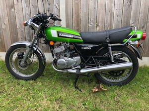 1982 Classic Two-Stroke Triple For Sale