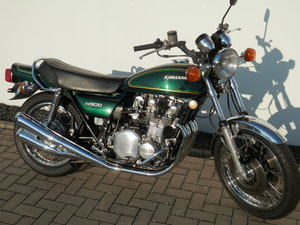Picture of 1976 Kawasaki KZ900 SOLD