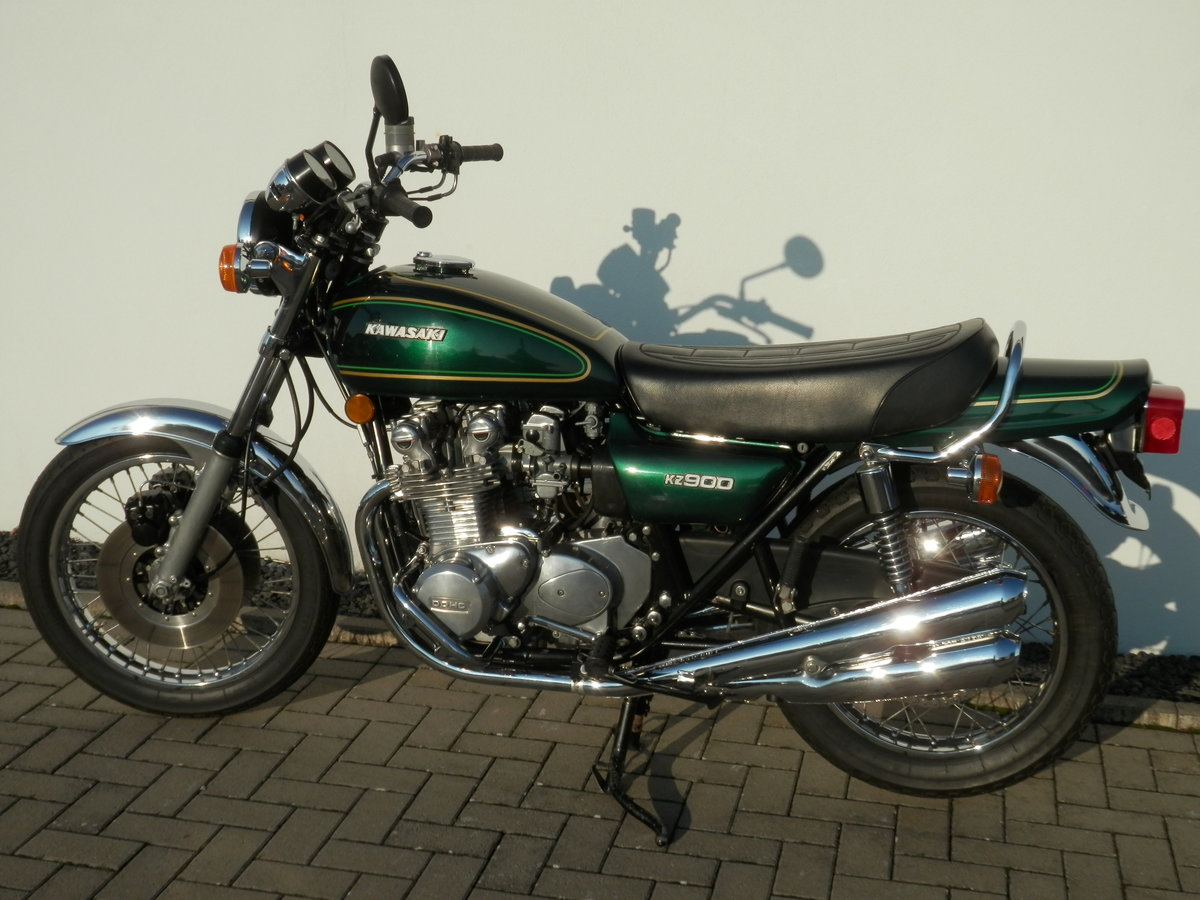 1976 Kawasaki KZ900 For Sale (picture 4 of 6)