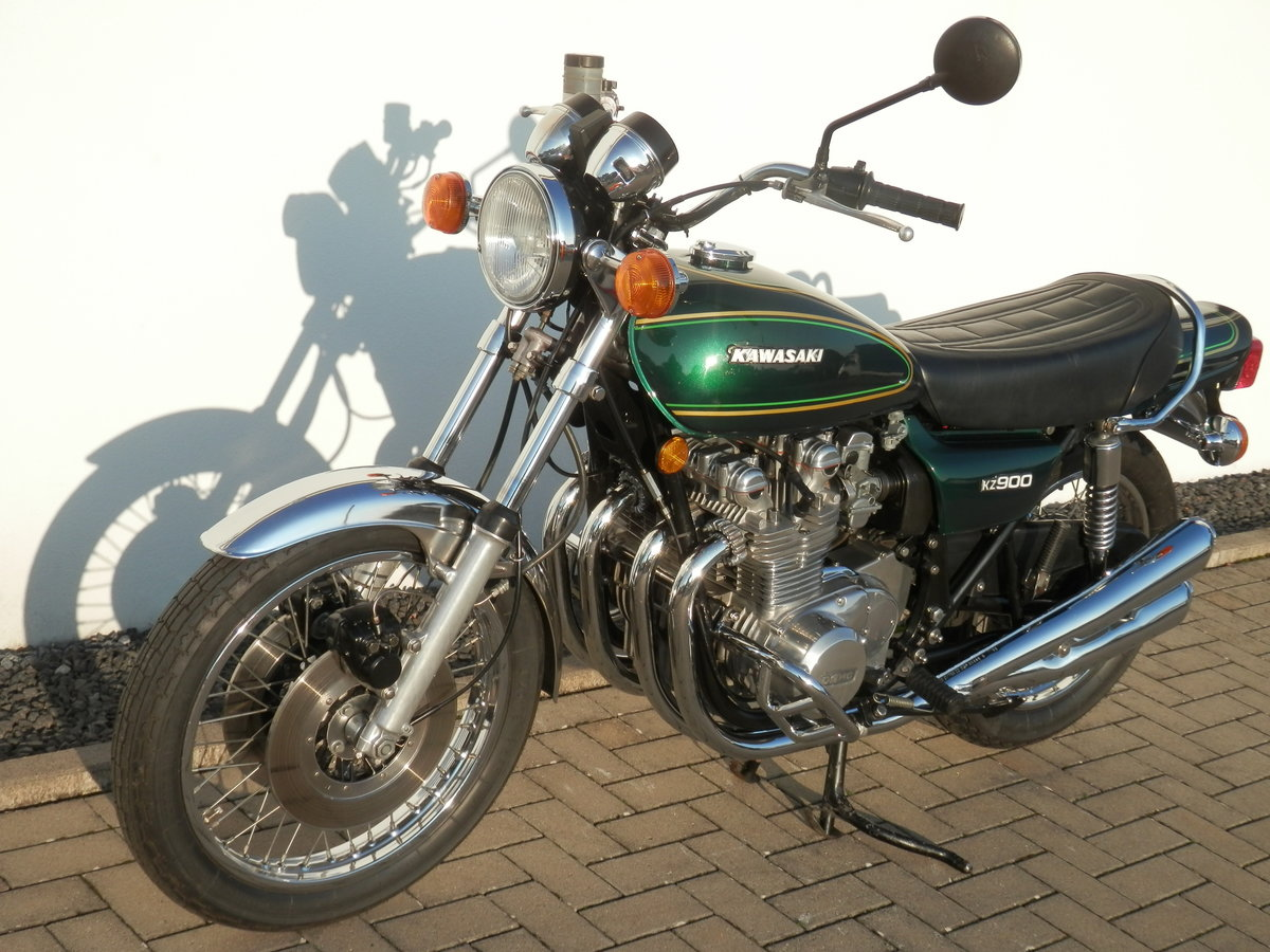 1976 Kawasaki KZ900 For Sale (picture 5 of 6)