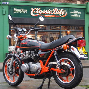 1981 Kawasaki Z650, Genuine UK Supplied Bike. For Sale