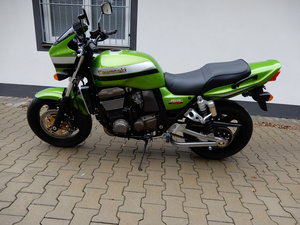 2004 Kawasaki ZRX1200R ZR1200R 5.548 Miles only! Stunning! For Sale