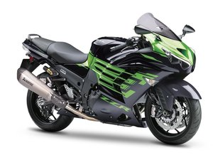 New 2020 Kawasaki ZZR1400 Perf Sport £850 Paid FREE Delivery