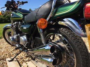 1976 Kawasaki Z900 fantastic condition