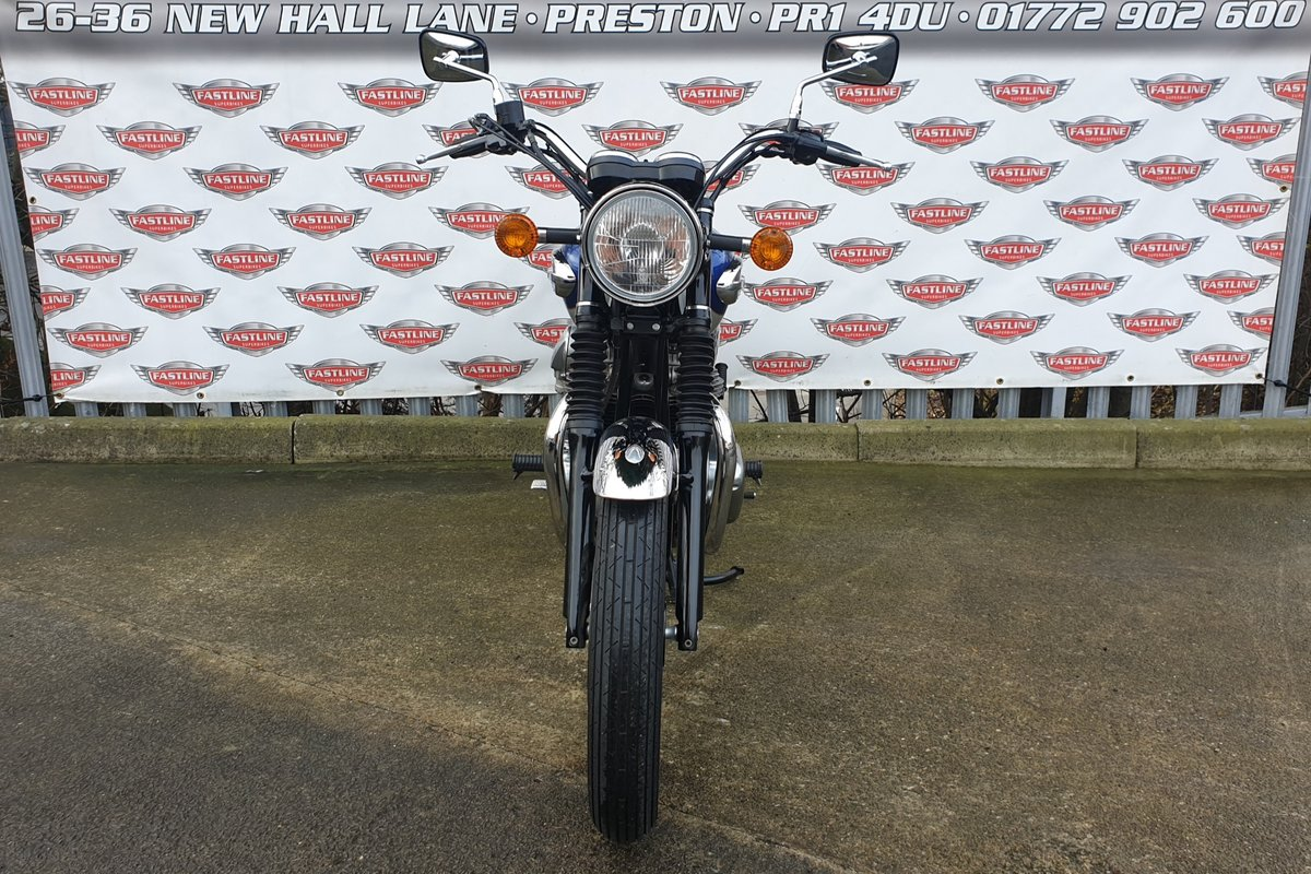 2001 Kawasaki W650 Roadster Retro For Sale (picture 2 of 6)