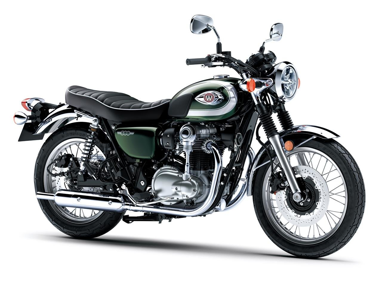 New 2020 Kawasaki W800 ABS **IN STOCK WITH FREE DELIVERY** For Sale (picture 1 of 6)
