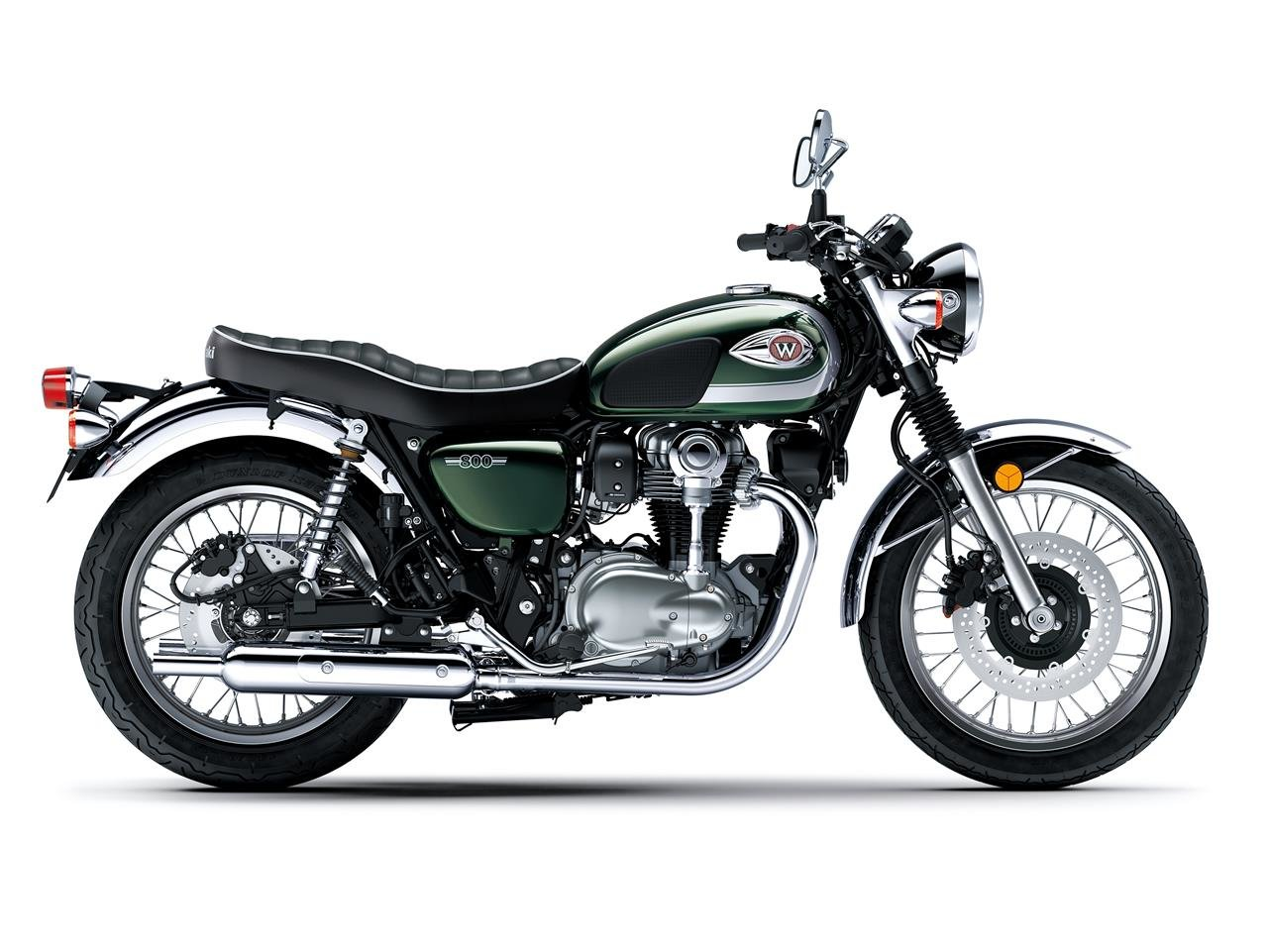 New 2020 Kawasaki W800 ABS **IN STOCK WITH FREE DELIVERY** For Sale (picture 2 of 6)