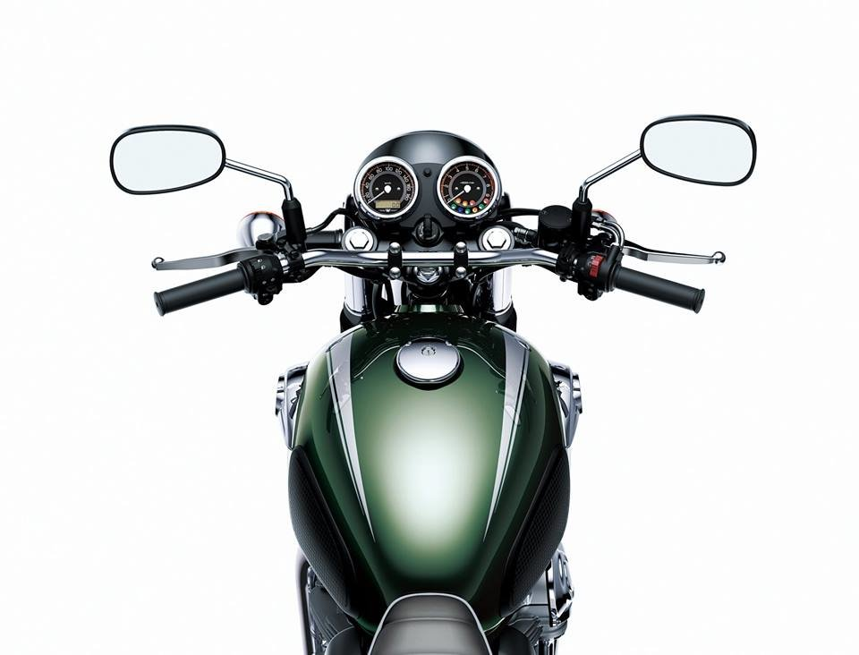 New 2020 Kawasaki W800 ABS **IN STOCK WITH FREE DELIVERY** For Sale (picture 5 of 6)