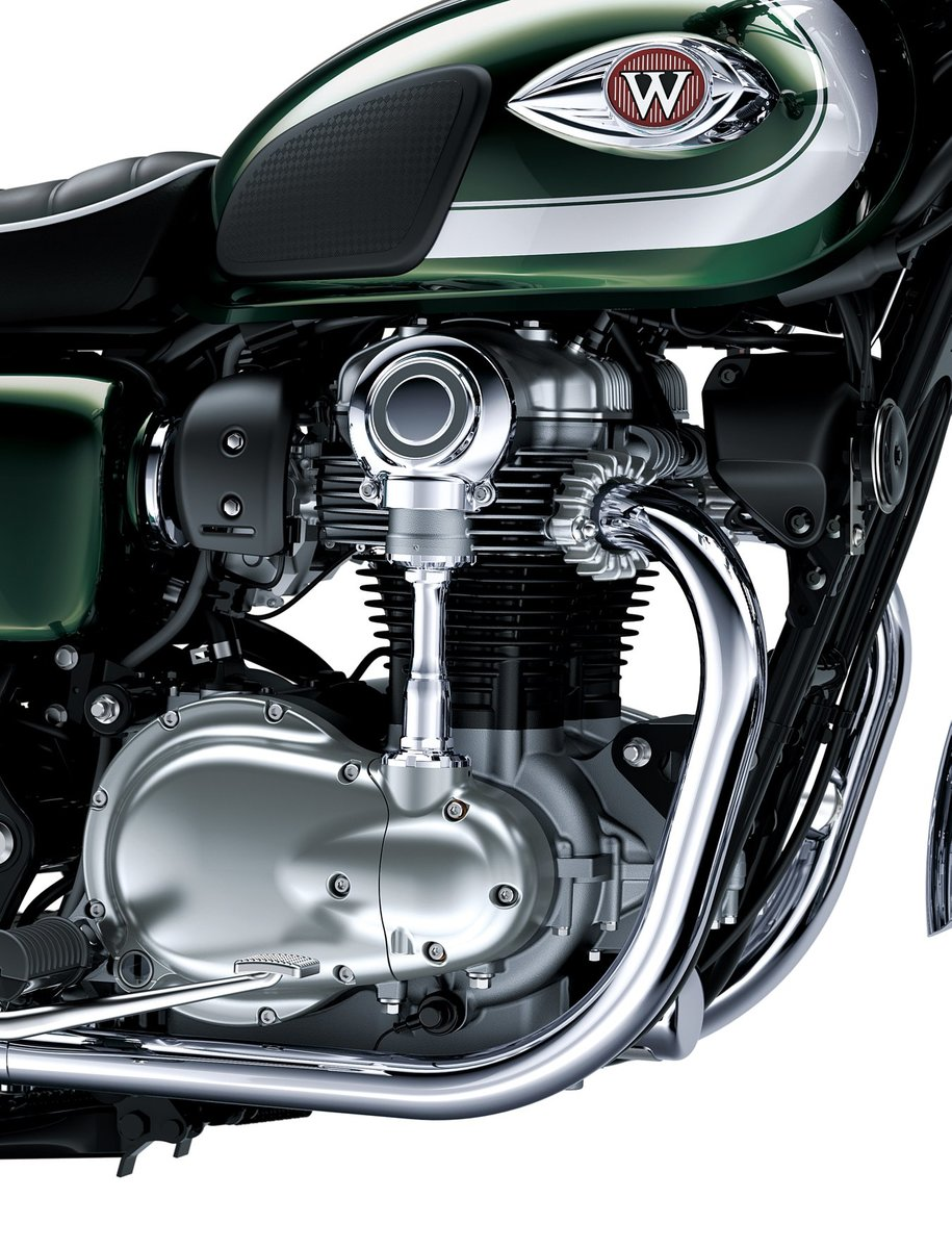 New 2020 Kawasaki W800 ABS **IN STOCK WITH FREE DELIVERY** For Sale (picture 6 of 6)