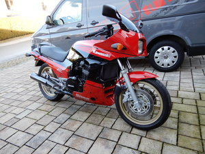 1991 Kawasaki GPZ900R A7 Stunning survivor - Reserved SOLD