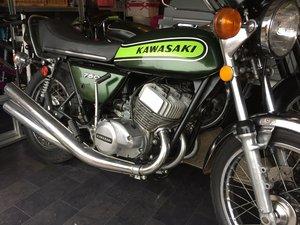 Kawasaki H2b