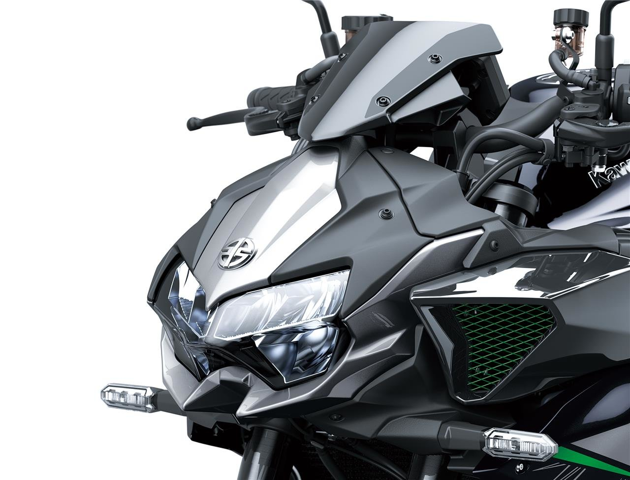 New 2020 Kawasaki Z H2 Supercharged Naked  Roadster Z1000 For Sale (picture 4 of 6)