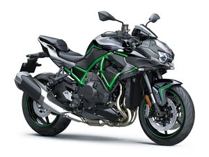 Picture of New 2020 Kawasaki Z H2 Naked Supercharged GREEN *£800 PAID* For Sale