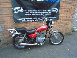 1980 KAWASAKI KZ250 LTD MOTORBIKE