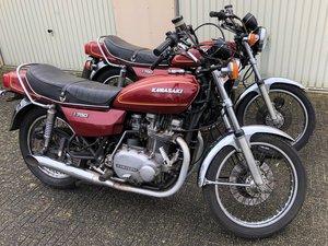 1976 Kawasaki  Z750  twin