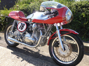 2002 KAWASAKI W650 'Cafe Racer' For Sale