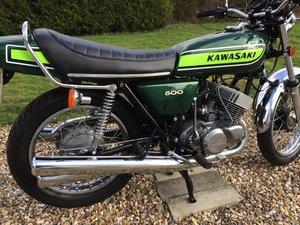 1975 Kawasaki H1F 500 H1 KH500 SOLD