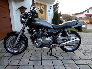1997 Kawasaki Zephyr 750 rare wire spoke model 1 owner bike - TOP SOLD
