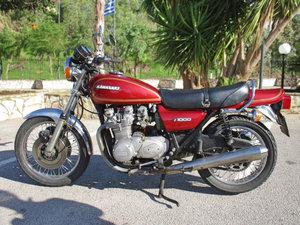 KAWASAKI Z1000 A2 (1979 *) FMI For Sale