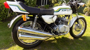 Picture of 1971 UK Kawasaki 350  S2   For Sale