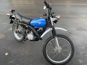 1977 Kawasaki KE 125 A3 For Sale by Auction
