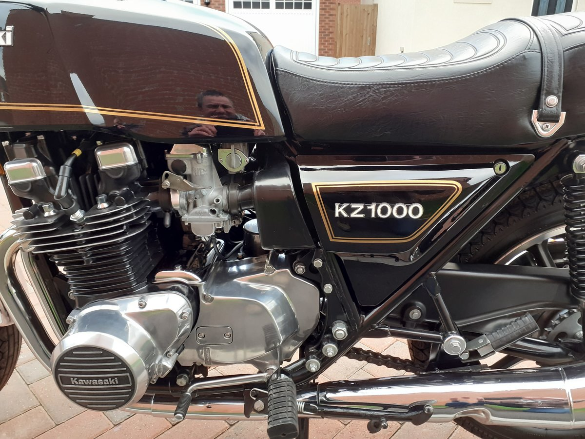 1980 Z1000 mk2 as new time warp machine super-rare  For Sale (picture 5 of 6)