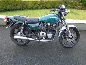 1979 KAWASAKI Z650 For Sale