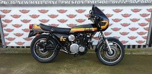1978 Kawasaki Z1R TC Turbo Classic Roadster For Sale