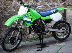 KAWASAKI KX 250 1987, 1800 EURO For Sale