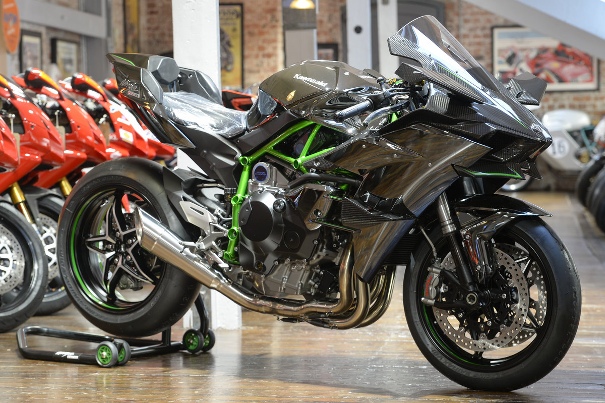 2016 Kawasaki H2R Ninja 300BHP SUPERCHARGED   For Sale (picture 1 of 6)