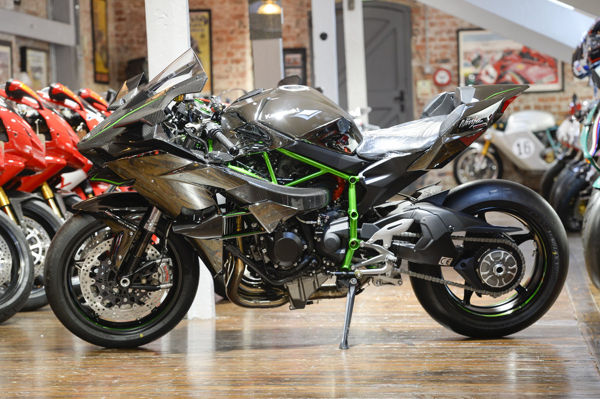 2016 Kawasaki H2R Ninja 300BHP SUPERCHARGED   For Sale (picture 6 of 6)