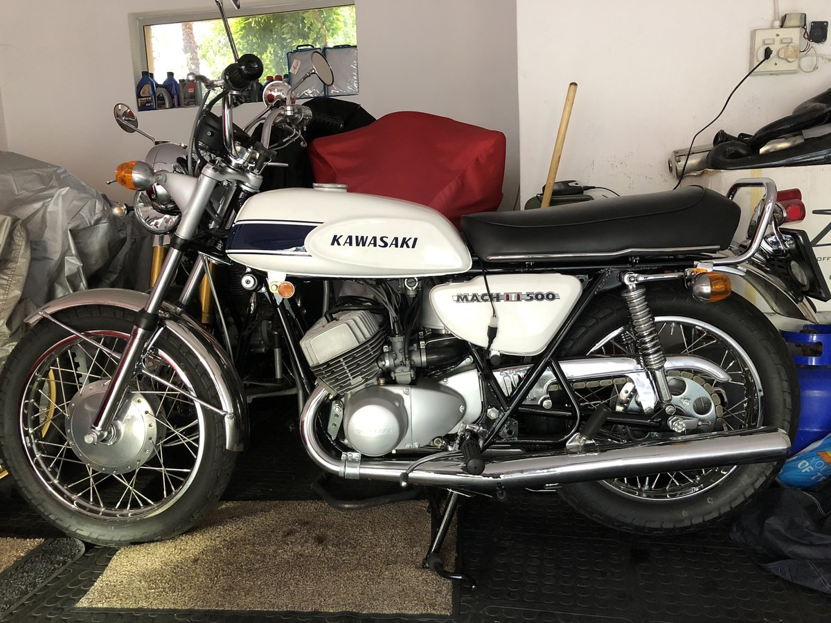 1969 Kawasaki H1 For Sale (picture 1 of 5)