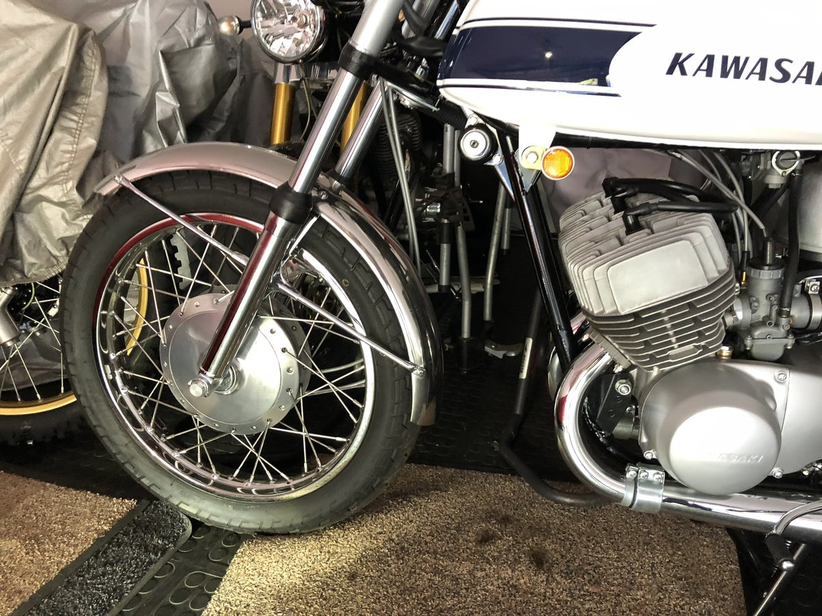 1969 Kawasaki H1 For Sale (picture 4 of 5)